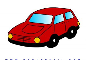 300x210 Car Drawing Kids How To Draw A Car Easy And Simple For Kids