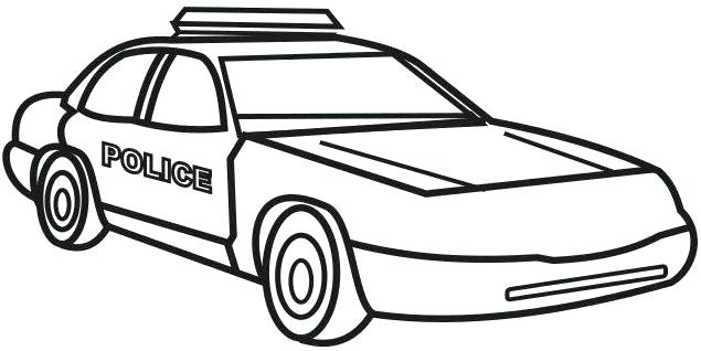 635x318 police car coloring pages police car coloring