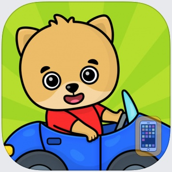 356x356 Car Games For Kids Toddlers For Iphone Ipad