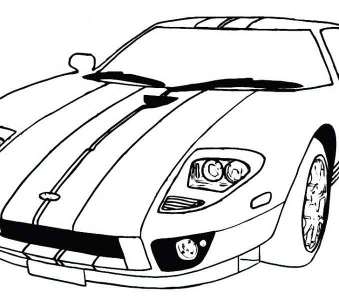 Car Drawing Pdf | Free download on ClipArtMag