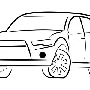 300x300 Race Car Coloring Template Archives