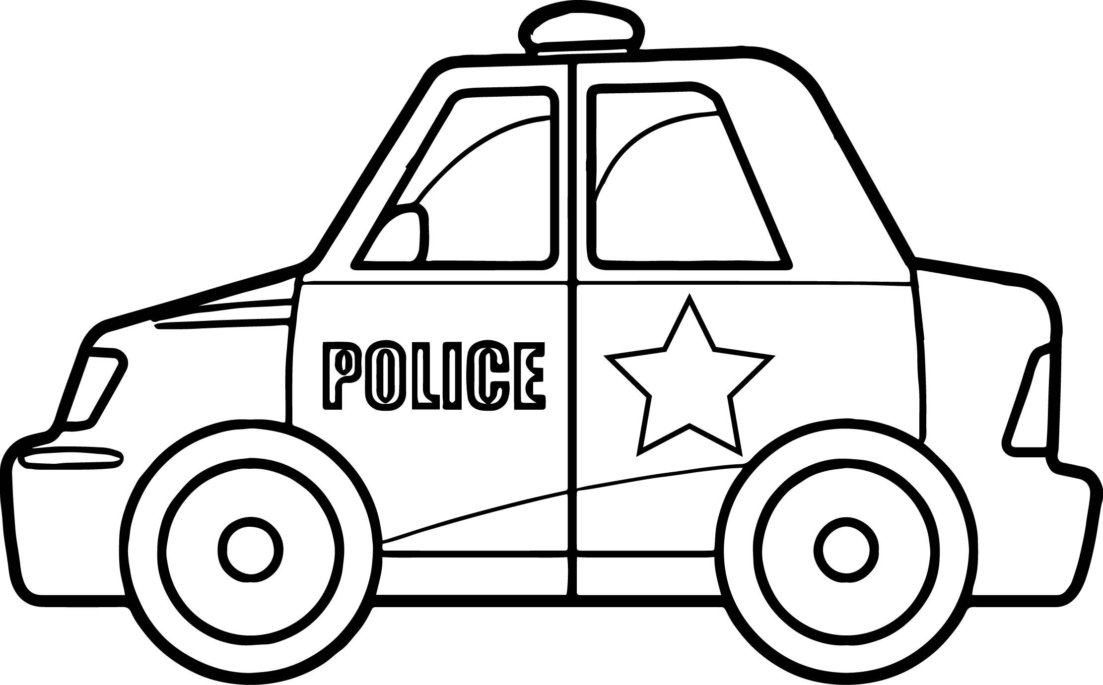 2222x1381 Top Police Car Coloring Games For Free Coloring Pages