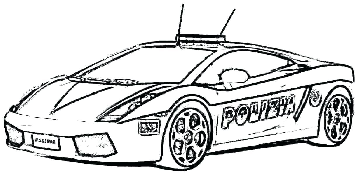 1233x600 Lamborghini Sports Car Drawing