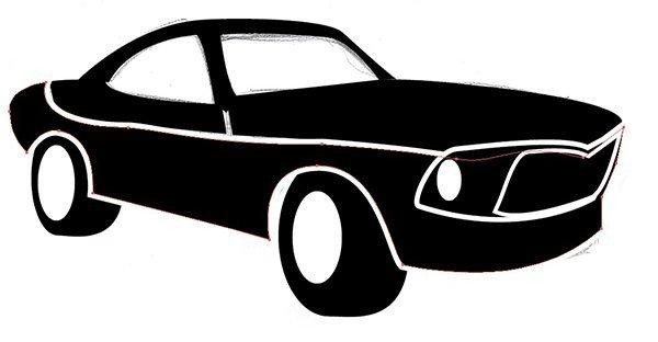 600x312 car service logos vintage car service logos