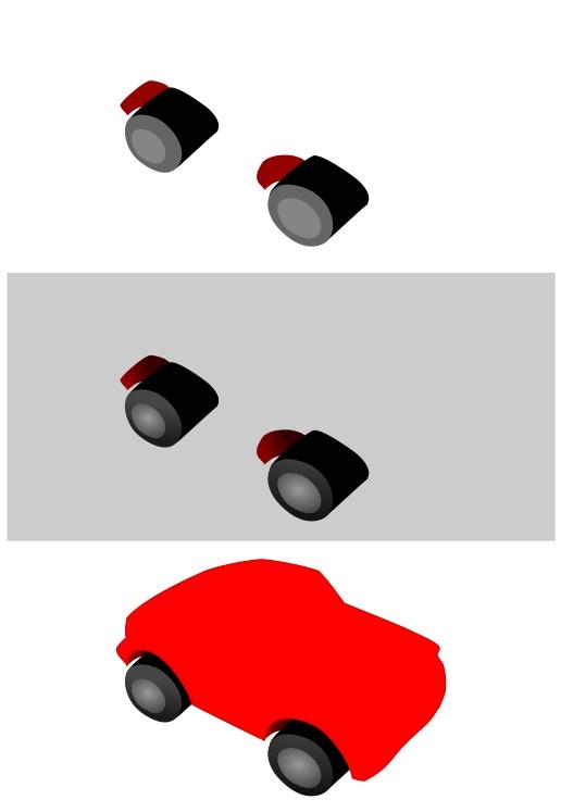 516x747 Drawing Vector Cars
