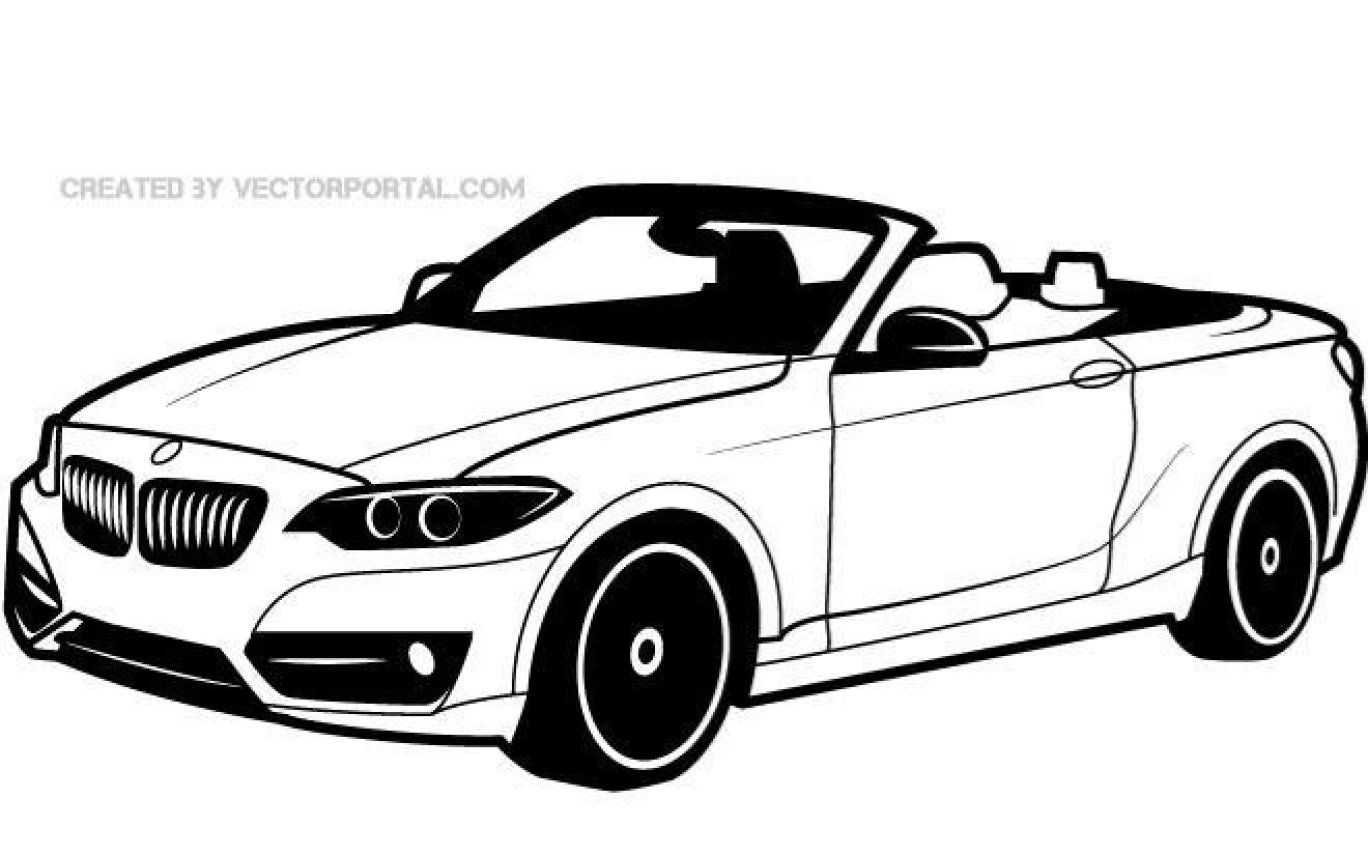 1368x855 Free Bmw Vehicle Vector Drawingeps Files, Vectors In Bmw Car