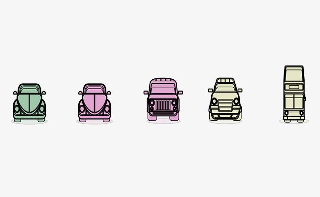 650x400 Vector Car Line Drawing, Car Vector, Line Vector, Car Clipart Png