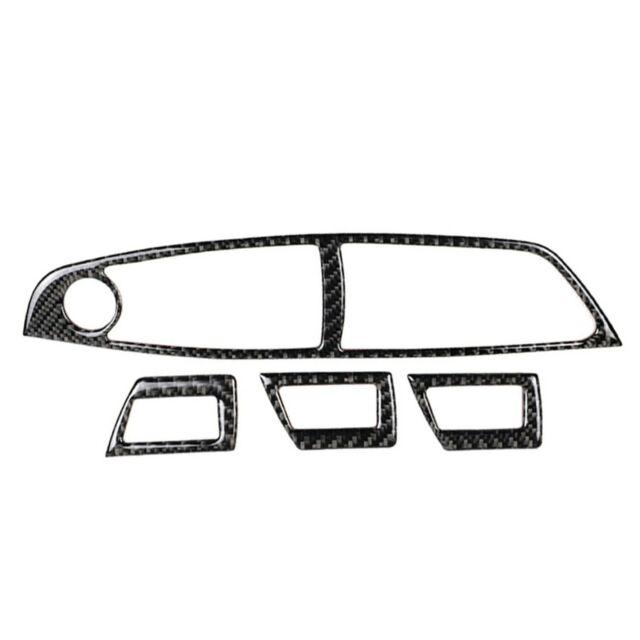 640x640 for bmw series carbon fiber car interior window switch frame