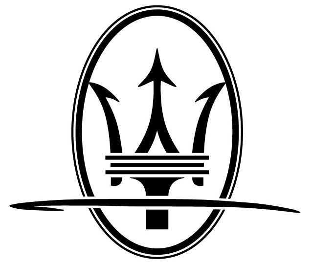 638x540 Maserati Logo The Beach Maserati, Maserati Emblem, Logos