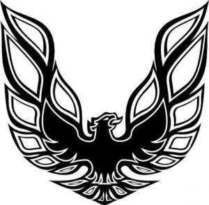 300x294 Pontiac Firebird Logo