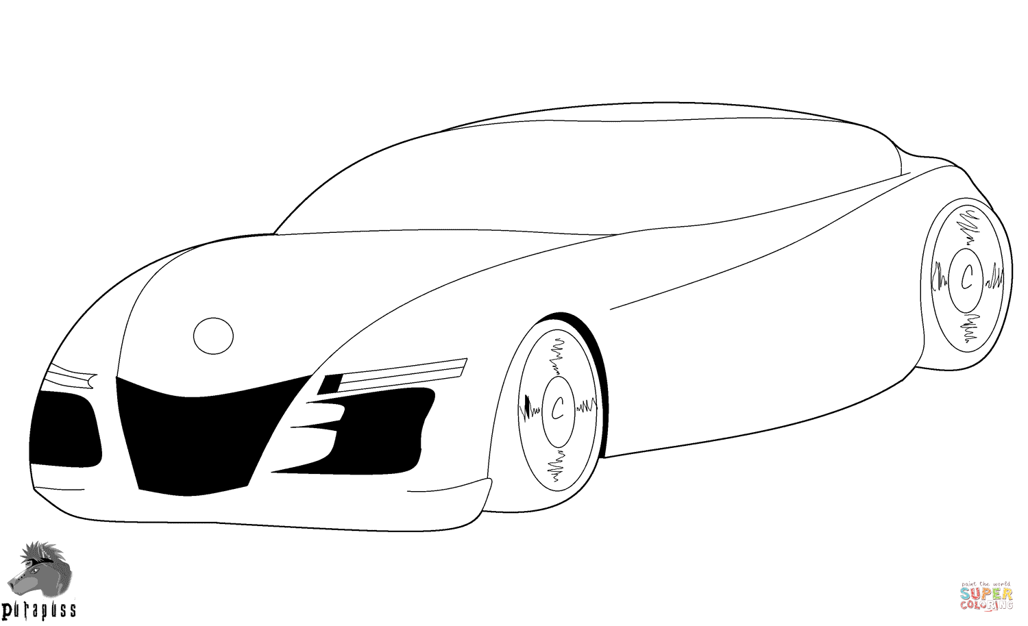 1500x914 Super Car Coloring Pages Bugatti Drawings In Pencil Supercar