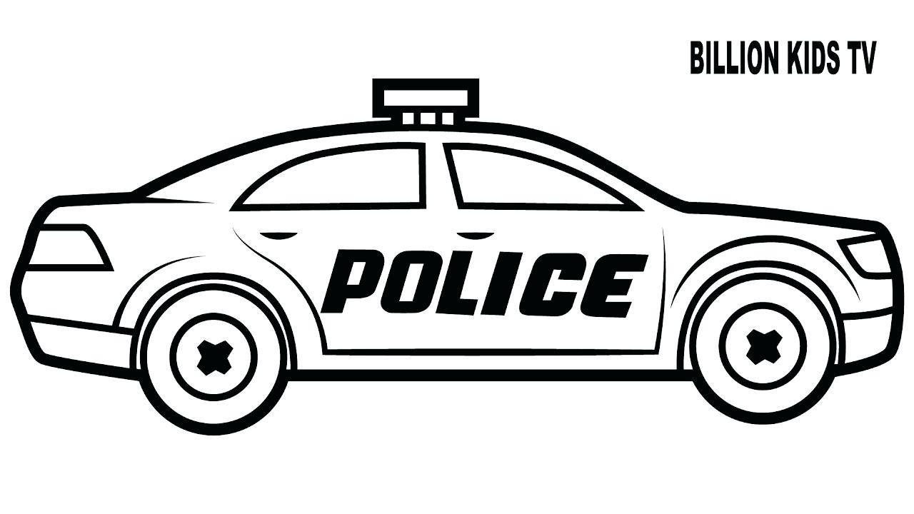 Car Profile Drawings