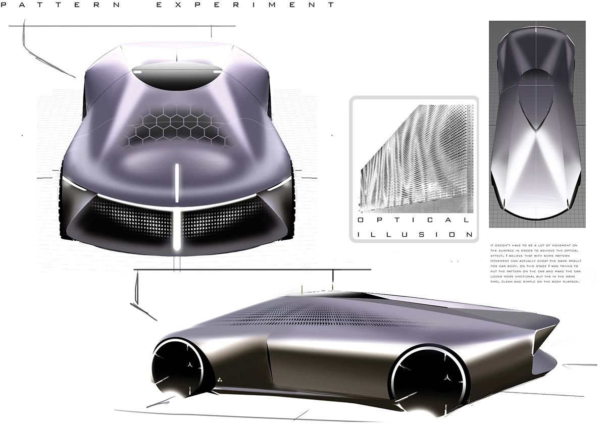 1200x848 the low profile concept on behance car concept