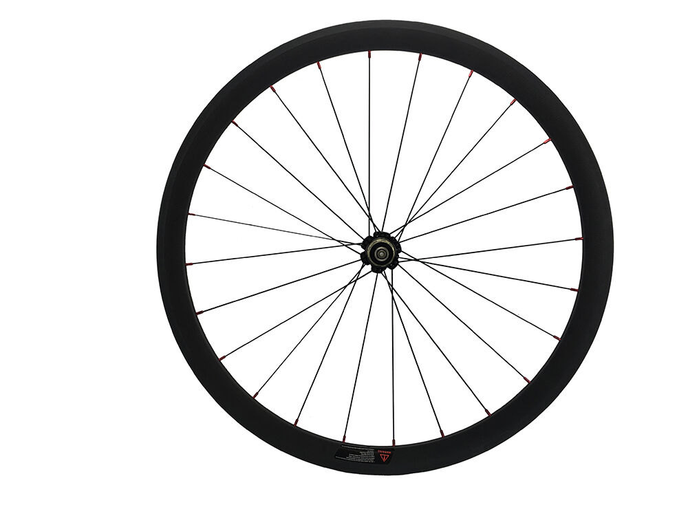 1000x750 width clincher carbon cycle wheel rear onlyfree