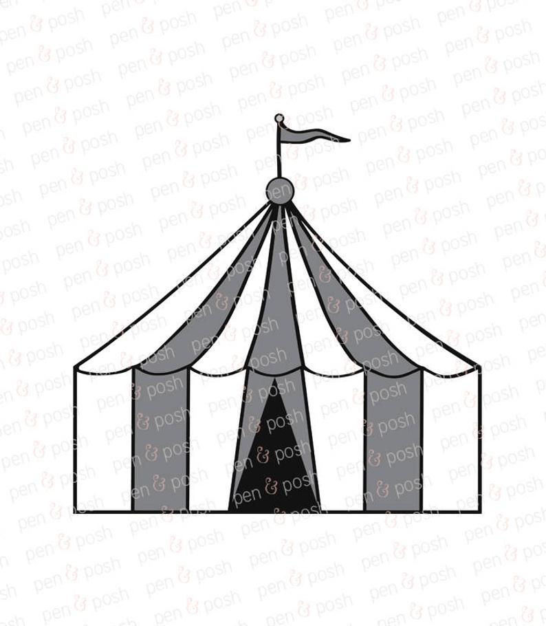 794x910 carnival tent carnival carnival tent clip art etsy