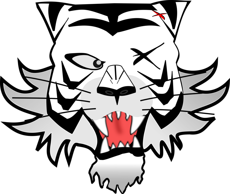 887x750 tiger mask tiger mask drawing carnival cc0