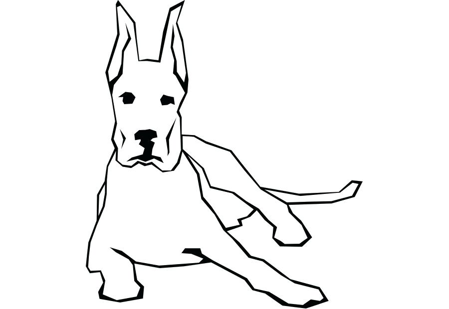 900x620 puppy line drawing how to draw a puppy step labrador puppy