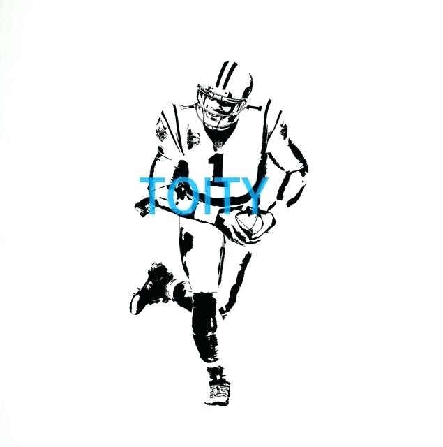 635x640 Image Carolina Panthers Wall Art Nail String