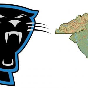 300x300 Impressive Carolina Panther Logo Panthers Backgrounds Hd Drawing