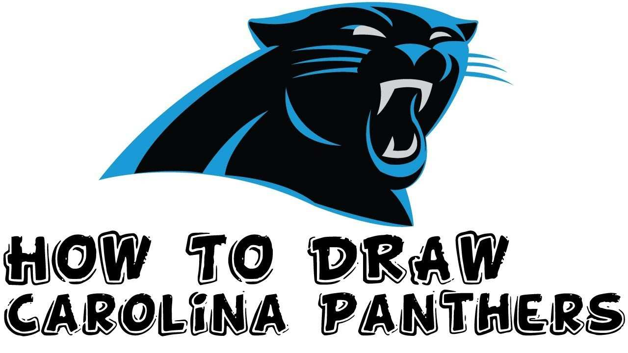 photo regarding Carolina Panthers Printable Logo identify Carolina Panthers Symbol Drawing Cost-free obtain suitable Carolina