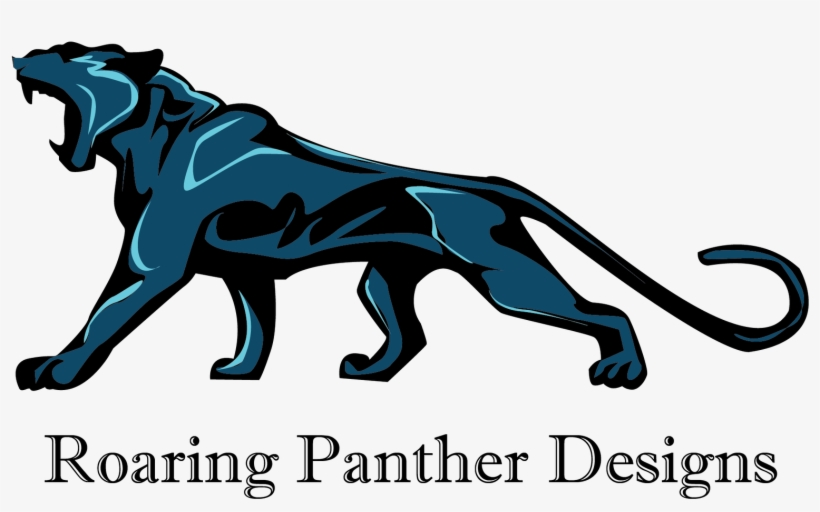 820x512 How To Draw Panthers Logo Page