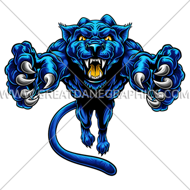 385x385 Mascot Drawing Panther Transparent Png Clipart Free Download