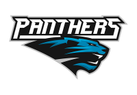 200x140 Unique Panther Drawing Logo Carolina Panthers Logo Black