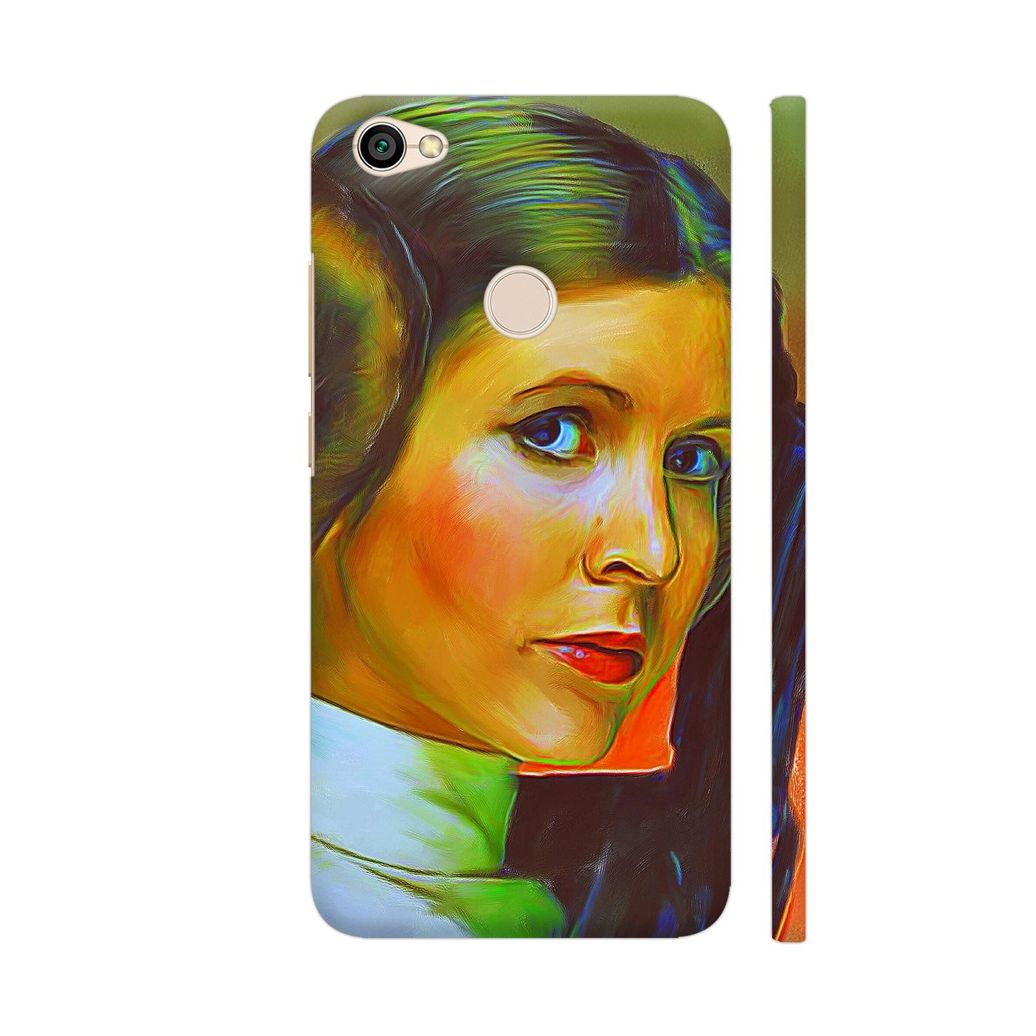 1500x1500 colorpur carrie fisher princess leia printed back case