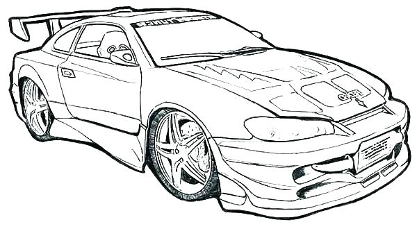 600x330 Coloring Pages Car Everyone May Love Cars Care Bears Coloring