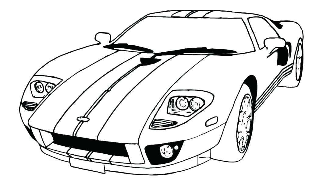 1024x598 X Race Car Drawing Template Strand And Coding Printable Free