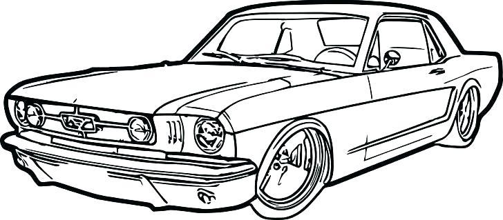 728x319 Cool Cars Drawings Running