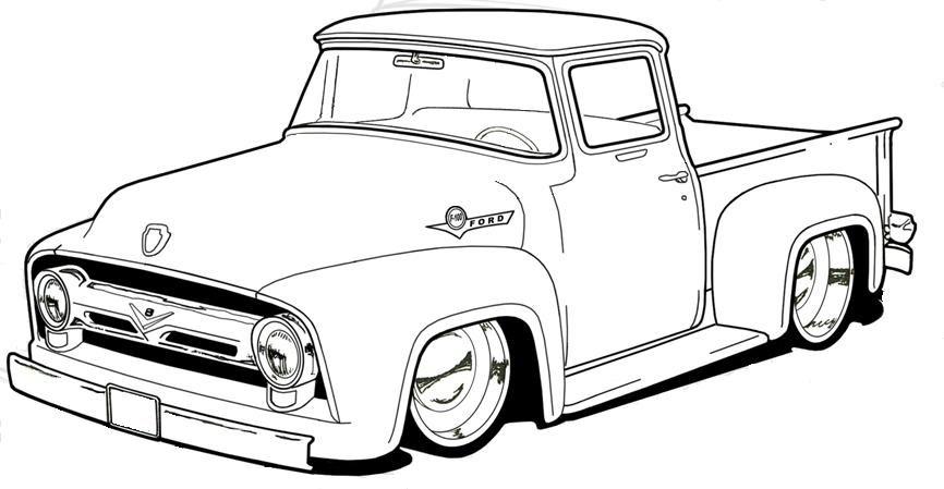 866x449 Pickup Truck