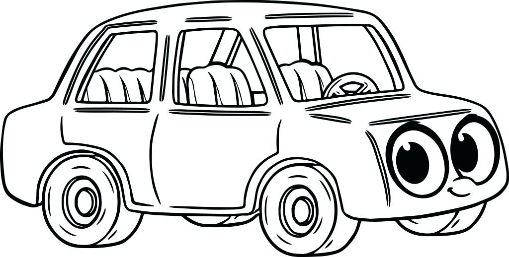 1024x518 Cars Cartoon Coloring Pages Lightning Drawing At Dpalaw