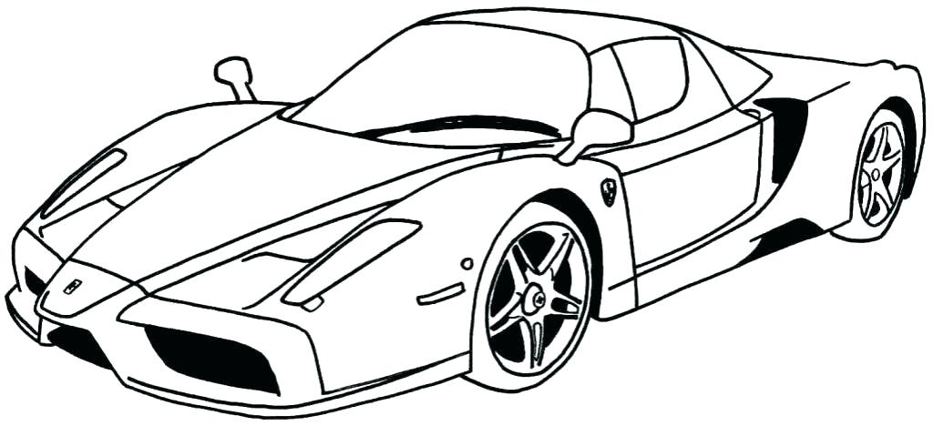 1024x468 Cars Drawings For Kids Free Printable Cars Coloring Pages For Kids