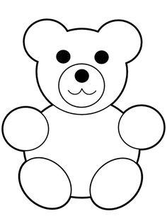 236x305 Best Teddy Bear Drawing Images In Bears, Teddy Bear