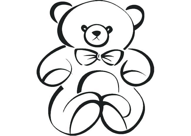 650x465 Simple Bear Drawings Crash Cortex Strikes Back Simple Polar Bear