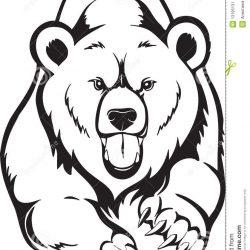 250x250 Cartoon Bear Drawing Easy Teddy Step