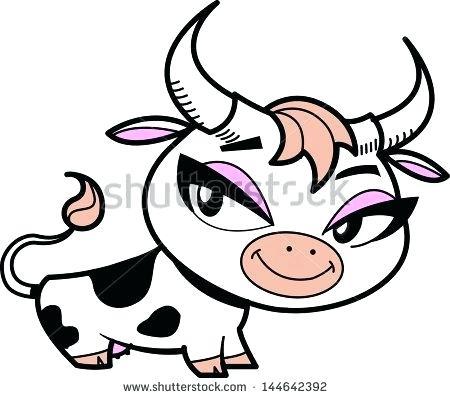 450x398 cute cartoon cows cute cartoon cows in a field cute pics