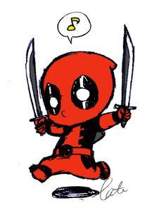 236x315 Chibi Deadpool Clipart