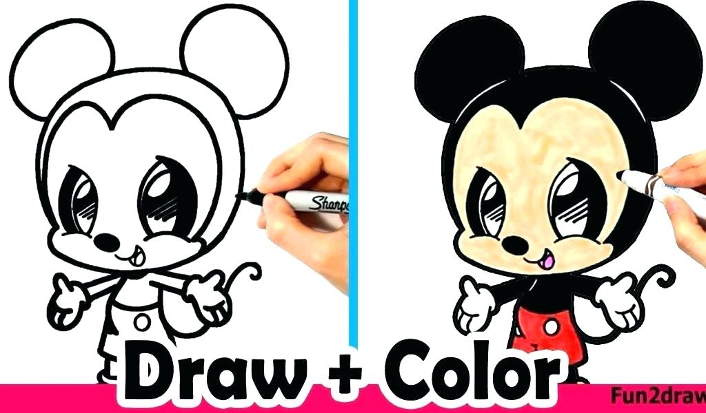 1024x600 Easy Mickey Mouse Drawing Mickey Mouse Drawing Easy Combined
