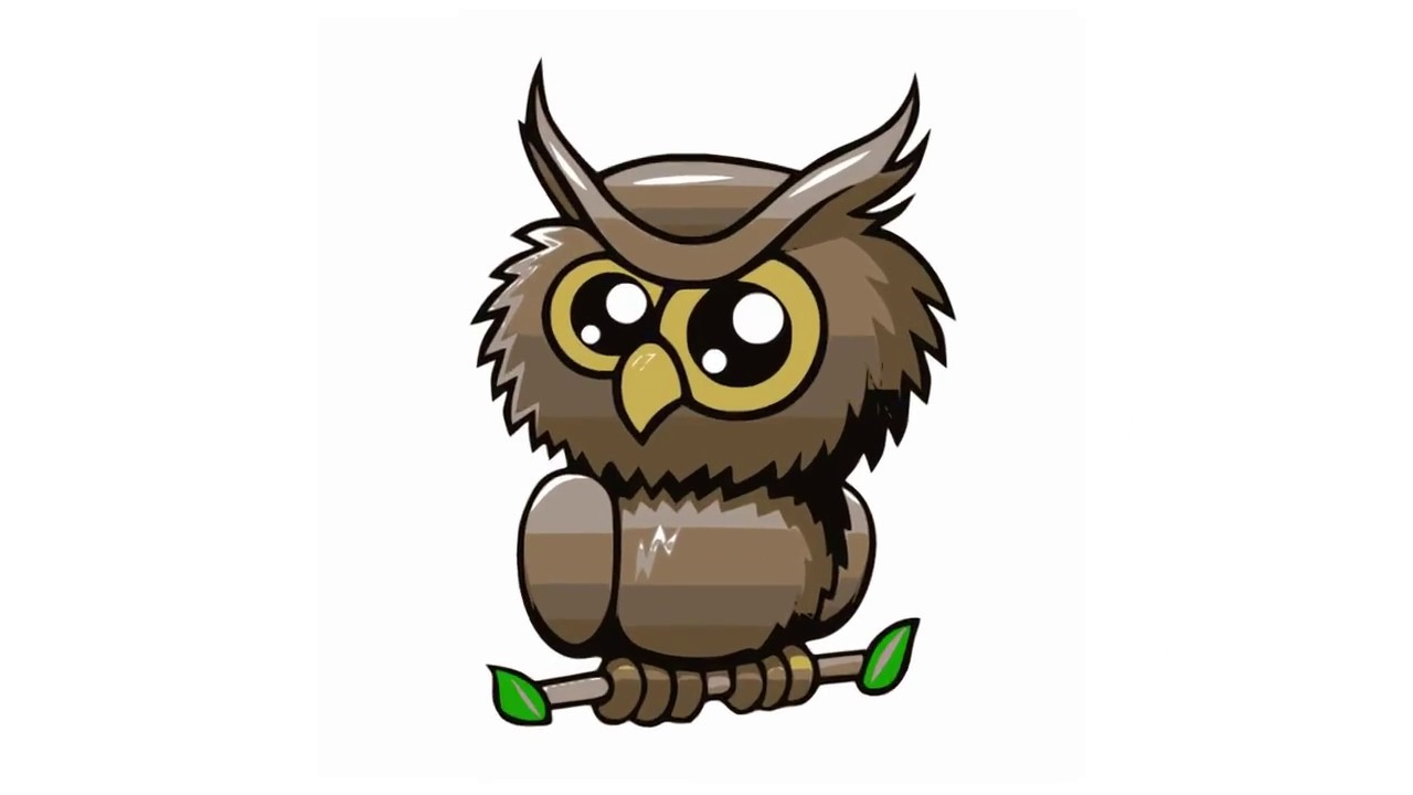 1280x720 Learn Owl For Kids