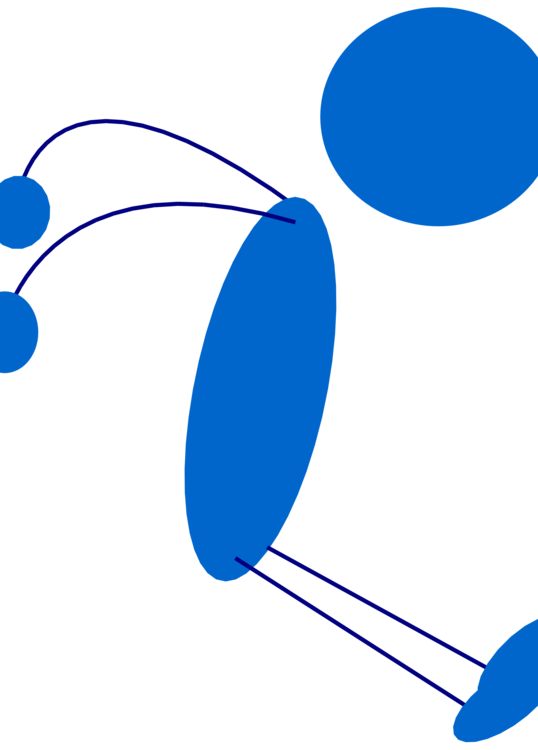538x750 Stick Figure Drawing Cartoon Person Cc0