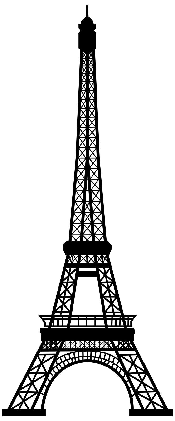 736x1770 eiffel tower cartoon drawing best eiffel tower drawing ideas