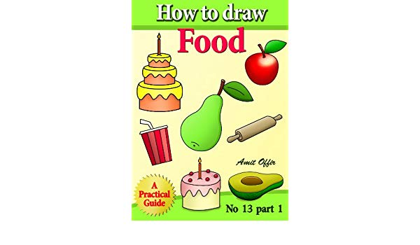 600x350 How To Draw Food