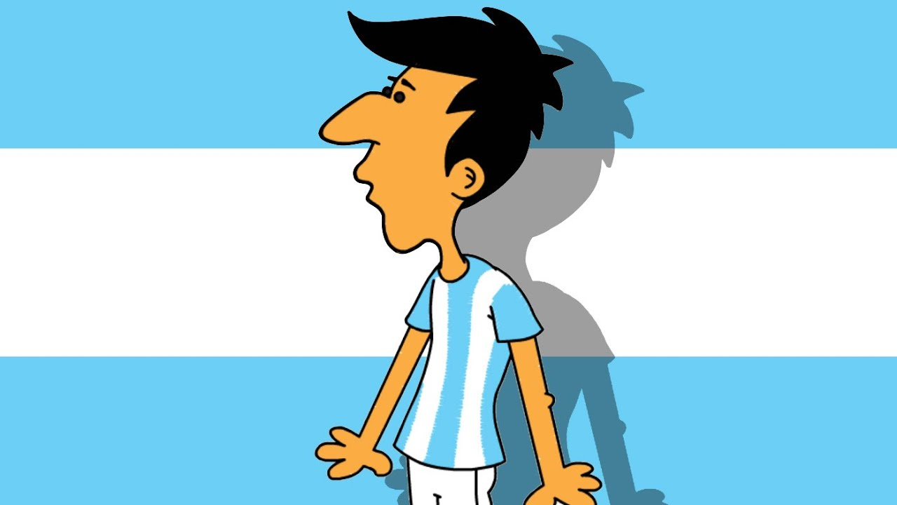 1280x720 How To Draw A Cartoon Football Player