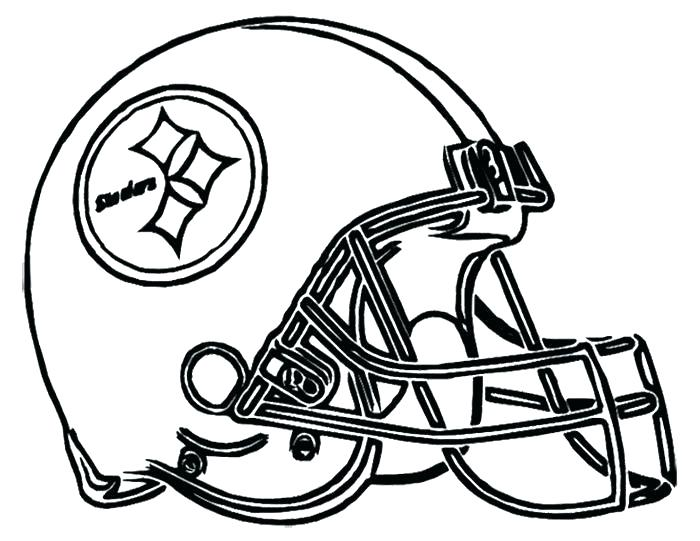 700x541 Nfl Football Players Coloring Pages Professional Player Printable