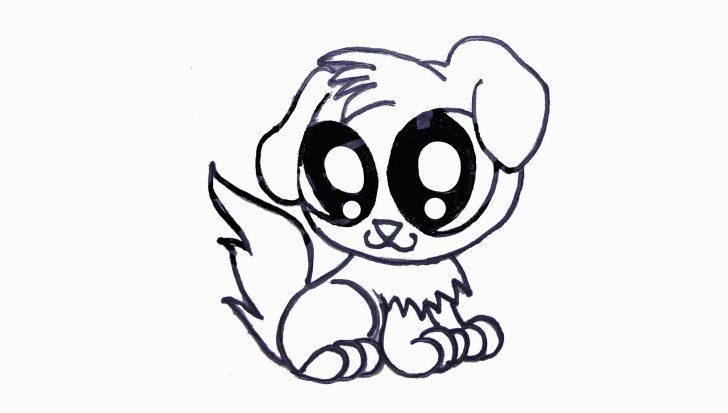 728x413 Pitbull Dog Drawing Easy Dalmatian Cartoon Face Boxer Chihuahua