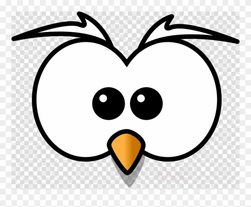 880x724 Cartoon Owl Face Clipart Owl Drawing Clip Art