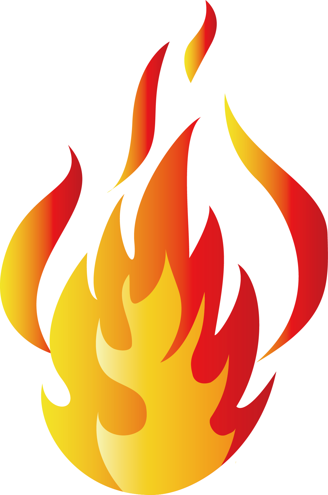 Cartoon Fire Drawing   Free download on ClipArtMag