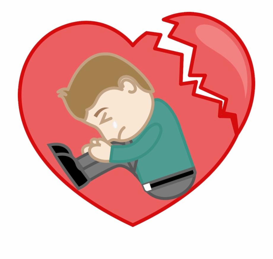 920x873 Broken Heart Sadness Drawing Clip Art